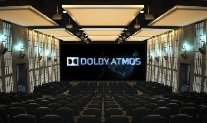 Dolby Atmos - Kinoton mit 64 Kanälen
