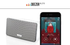 Deezer streamt in High Definition