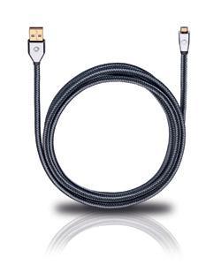 Standesgemäße Kabel für iPhone und Co.