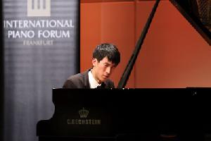 Eric Lu ist Gewinner des 7. Internationalen Deutschen Pianistenpreises