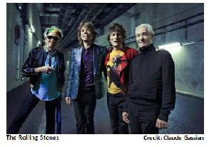 "THE ROLLING STONES LIVE – ""STONES - NO FILTER""-TOUR 2017"