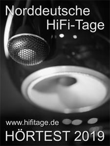 Norddeutsche HiFi-Tage am 2. und 3. Februar 2019