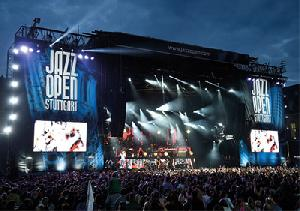 "Entertainment Award für die ""Jazzopen Stuttgart"""